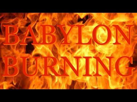 💖💛💚GREAT JOSHUA - BABYLON IS BURNING [RASTAFARI NYABINGHI MUSIC ] 💖💛💚     🔥 🔥 🔥 🔥 🔥 🔥 🔥