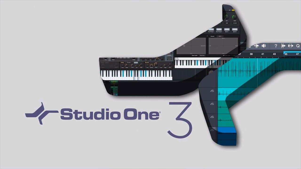 presonus studio one 3 crack mac