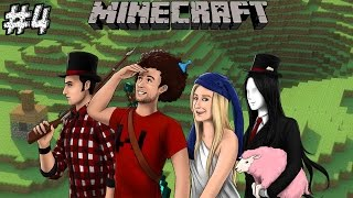 Minecraft Livestream Part 4: Come Sail Away with Me!