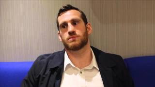 DAVID PRICE (UNCUT) 'DAVE ALLEN IS A GOOD FIGHTER WHY THE F**K DO I NEED HIM, IVE BEEN CHEATED'