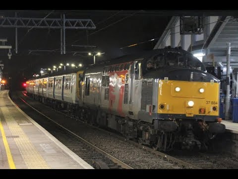 Hd Rog 37884 Gwr 319440 5q74 Crewe Reading At Eal 190119