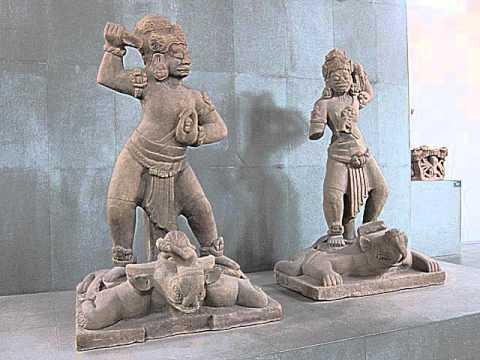 Danang, the Museum of Cham sculpture - roundtheworld 1.298