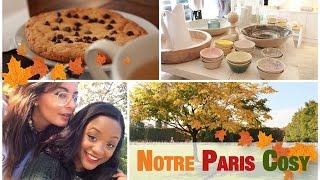 #4 Notre Paris...Cosy en Automne ! || CeriseDaily & Sonia 🍒