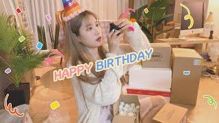 생일선물 언박싱 ! 20대 여자 생일 선물 추천