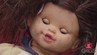 Scary Doll Pranks   Best of Just For Laughs Gags