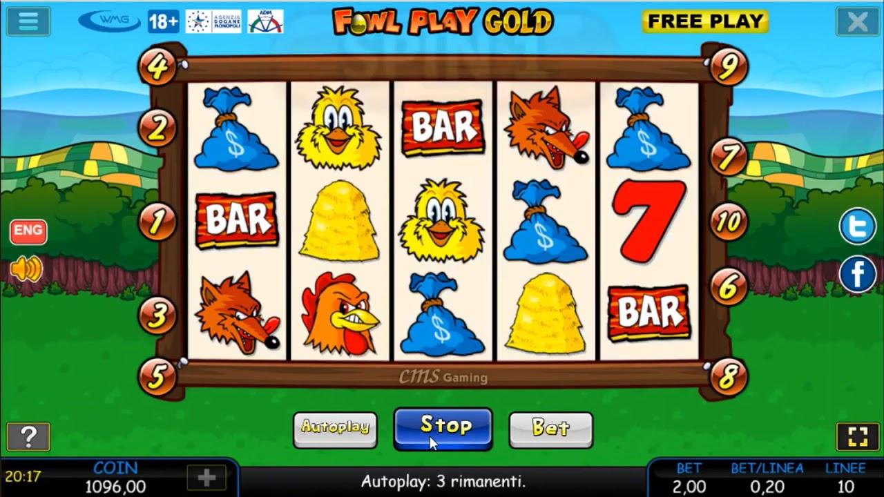 Slot Machine Gratis Uova Doro