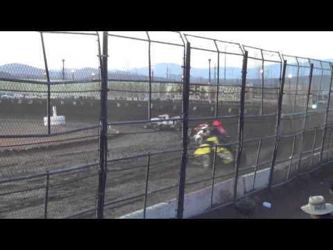 Heat Race #2 @Canyon Speedway Park 6/14/14