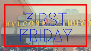 Howard University | FIRST FRIDAY!!