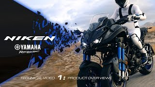 2019 Yamaha NIKEN - Leaning Multi-Wheel Motorcycle