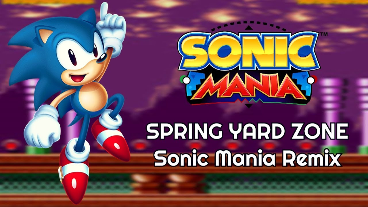 Sonic Mania Music Remix
