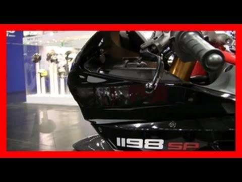 Ducati auf der Intermot 2010