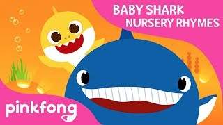 Where Are Sea Animals? | Baby Shark Nursery Rhyme | Pinkfong Songs for Children