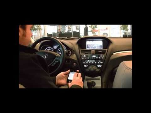 ACURAS BLUETOOTH HANDSFREELINK AND AUDIO  ACURA OF SEATTLE