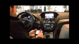 ACURA'S BLUETOOTH HANDSFREELINK AND AUDIO by ACURA OF SEATTLE
