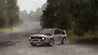 Audi quattro 1980 rally car !
