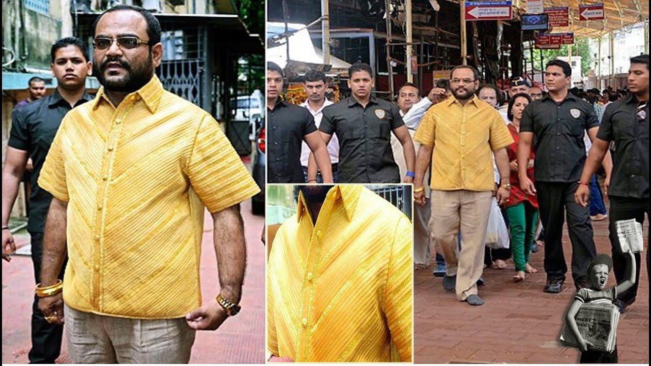 Mens Indian Shirt