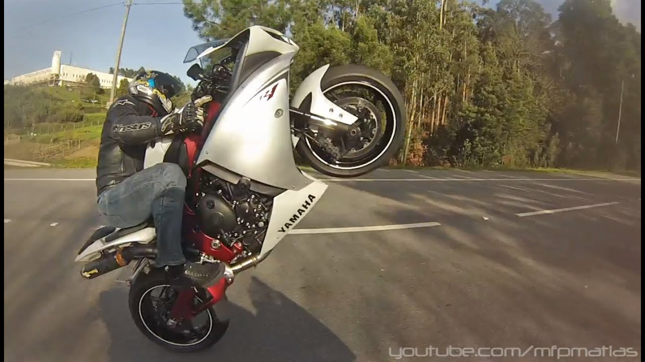 Yamaha Yzf R1 Crossplane Killing The Streets Vol 1