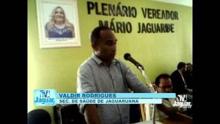 Secretário de Saúde de Jaguaruana, fala das providencias que ira tomar daqui por diante