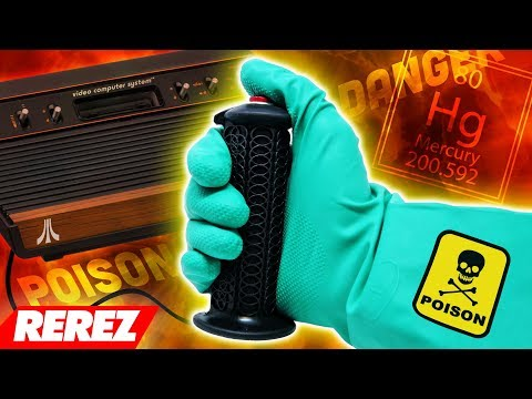 The First Motion Controller Ever Can Poison You - Rerez