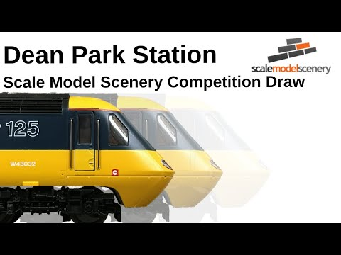 Model Railway | Running Session & SMS Competition Result | Dean Park 240