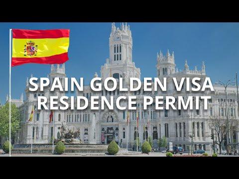 SPAIN GOLDEN VISA – RESIDENCE BY INVESTMENT PROGRAM IN 2020 – SPAIN RESIDENCY PERMIT