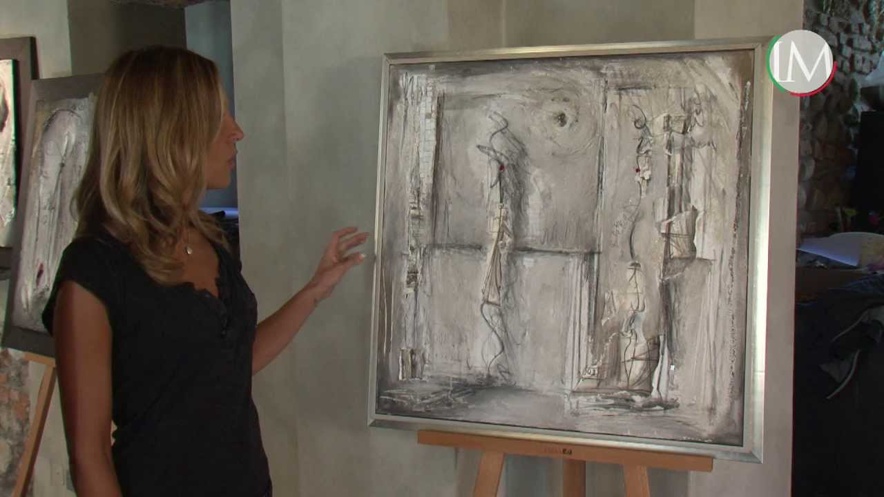 Chiara cesana lo specchio rotto 70 x 70 youtube - Specchio rotto sfortuna ...