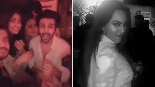 Salmans Sister Arpita Khans Star Studded Eid Party Inside Videos