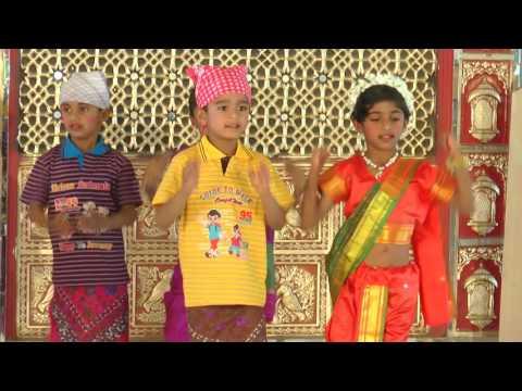 Dariya Kinare - HD English Medium School Gathering Dance - 2016-17