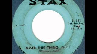 Grab This Thing(Part-1) by The Mar-Keys on 1965 Stax 45.