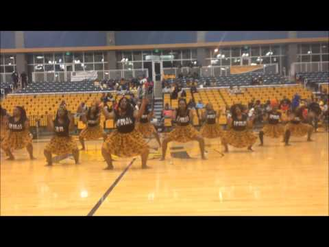 Coppin State Tribal Fusion Dance Team (MIDNIGHT MAYHEM)