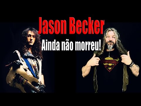 Jason Becker ainda não morreu! De 1 Tudo