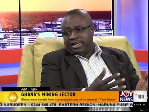 Ghana's Mining Sector - AM Talk (12-8-14)