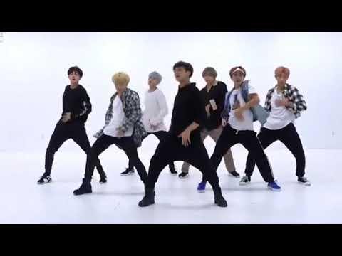 BTS - DNA SPEED UP X2 Faster Dance practice