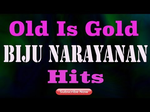 Old Is Gold Biju Narayanan Hits | Devotional Songs| 3 Songs