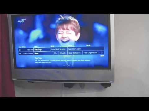 Freeview HD in Windows Media Center