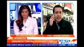 """Salazar es """"testigo limpio"""" y afirma que Cabello es el """"real capo del Cartel de los Soles"""""""
