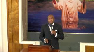 Huntington SDA Chuch Education Day 2015 | Dr. Ainsworth Keith Morris