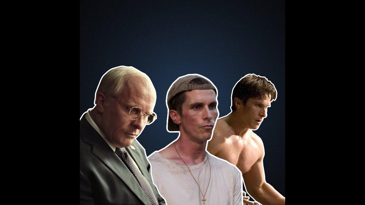 Vice - Les multiples transformations de Christian Bale au cinéma
