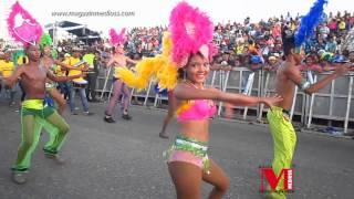 Desfile folclórico de fiestas de la independencia Cartagena 2014