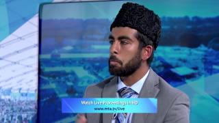 Studio Discussion: Volunteering Spirit of Ahmadi Youth