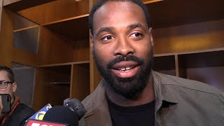 Kenny Britt on drops and boos in Browns loss to Bengals