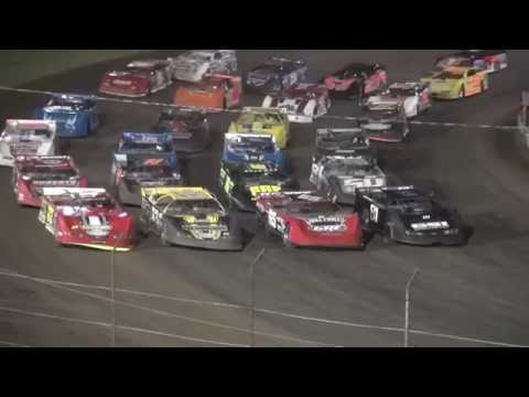 39th Yankee Classic Deery Series IMCA Late Model feature Farley Speedway 9/3/16