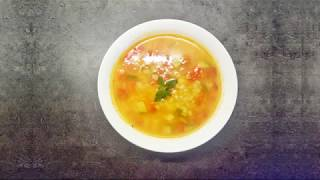 Healthy VEGETABLE BARLEY SOUP | Quick and Easy Vegeterian and Vegan Recipe