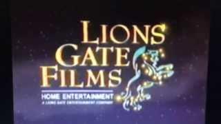 Lions Gate Films Home Entertainment / Family Home Entertainment / Family Home Entertainment Kids
