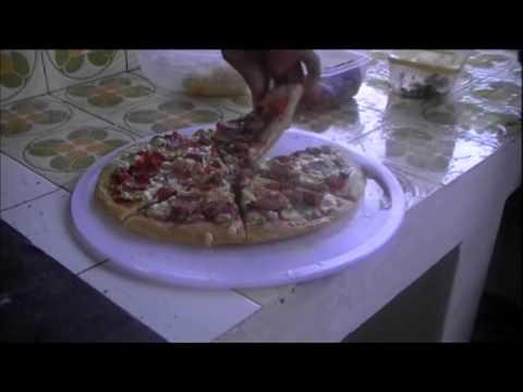 Celebrity Pizza (Sakumono, Ghana - May 2010) - Wood Oven Pizza