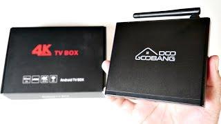 2018 GooBangDoo XB III Android TV Box - QUADCORE - 2GB+16GB