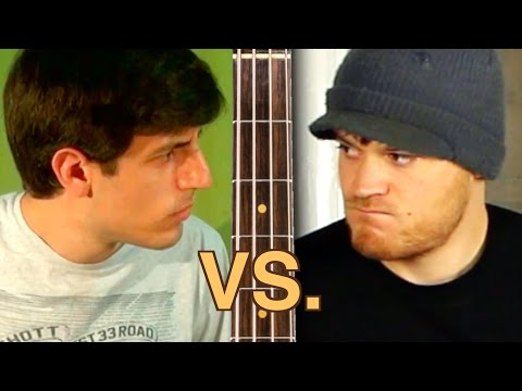 Bass Battle (ft. Davie504)
