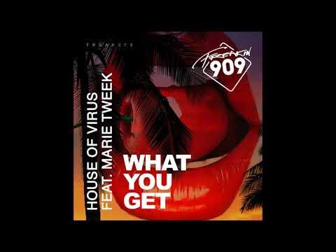 House Of Virus feat. Marie Tweek - What You Get