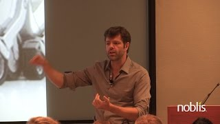 "Patrick Tucker, Author of ""The Naked Future"" Presents at Noblis"