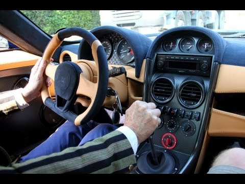 Noble M600 Ride ! Top Marques Monaco 2013